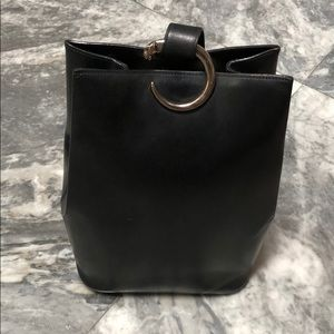 Authentic Cartier purse black good quality